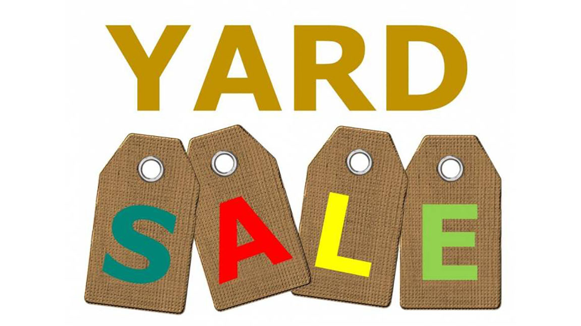 New Ventures Band Yard Sale