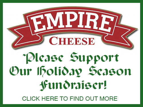 New Ventures Band Holiday Empire Cheese Fundraiser