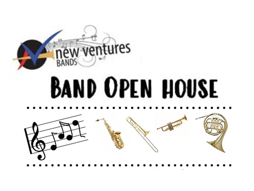 New Ventures Band Open House